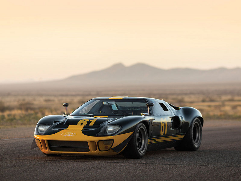 1964 - 1969 Ford GT40 Exterior - image 674960