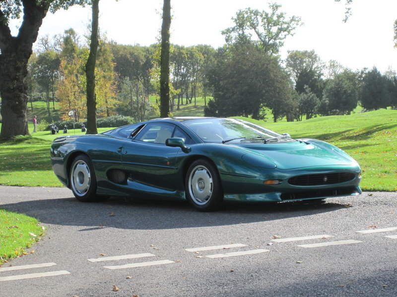 Ranking The Coolest Supercars Of The '90s High Resolution Exterior - image 677792