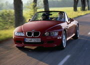 1998 - 2002 BMW M Roadster - image 677786