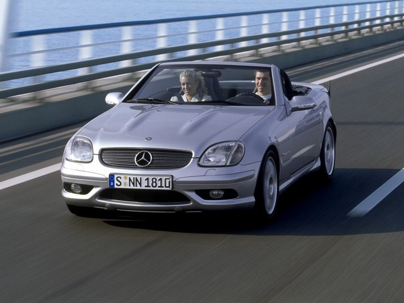 1998 - 2002 BMW M Roadster - image 677787