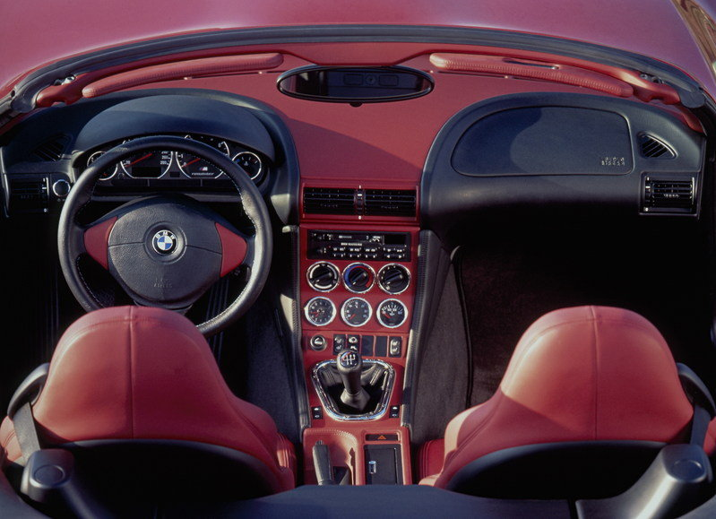 1998 - 2002 BMW M Roadster High Resolution Interior - image 677785