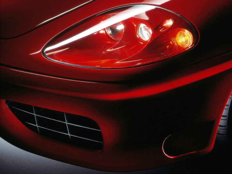1999 - 2004 Ferrari 360 Modena High Resolution Exterior - image 676988