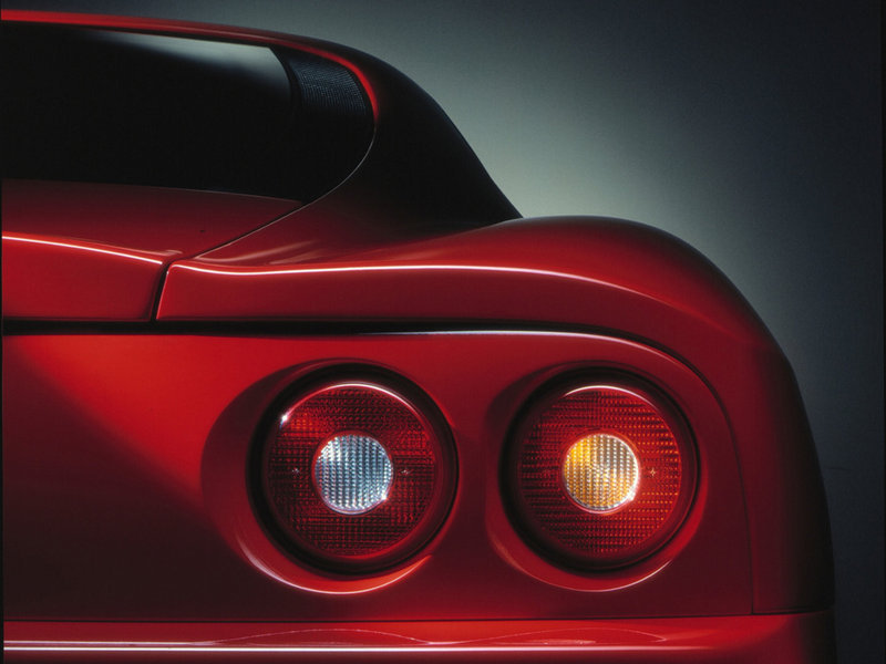 1999 - 2004 Ferrari 360 Modena High Resolution Exterior - image 676989