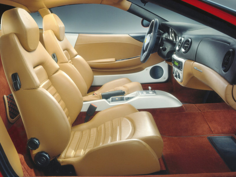 1999 - 2004 Ferrari 360 Modena High Resolution Interior - image 676975