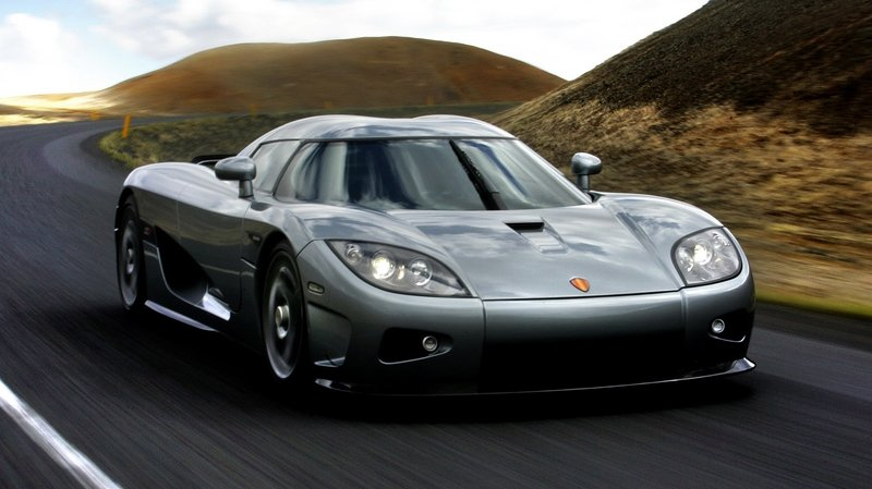 2007 Koenigsegg CCX High Resolution Exterior - image 678061