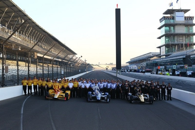 2016 Indianapolis 500 – Preview - image 677198
