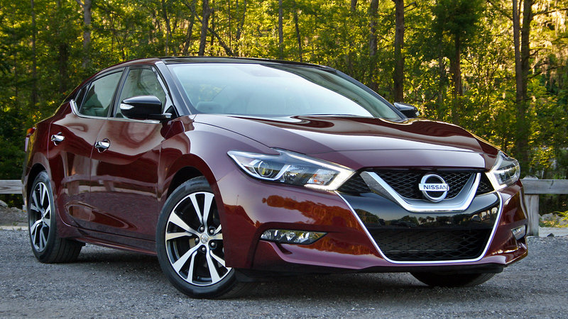 2016 Nissan Maxima – Driven Review Top Speed