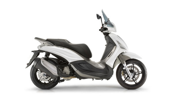 2015 - 2017 piaggio bv 350 abs review - top speed