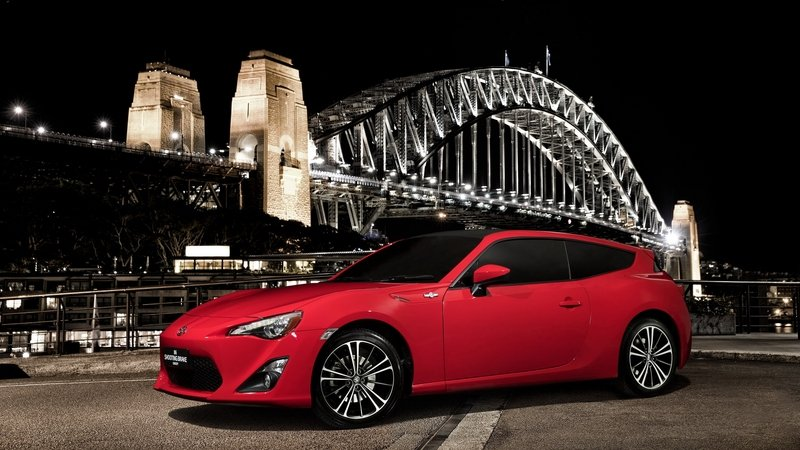 2016 Toyota 86 Shooting Brake Concept