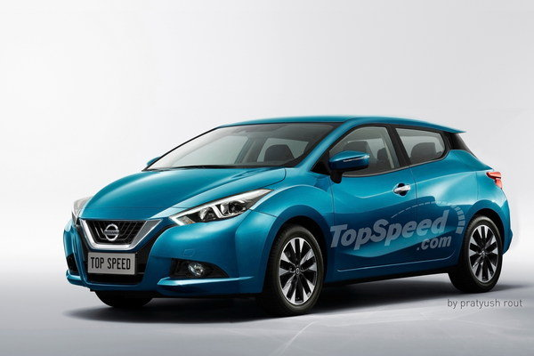 2017 nissan micra car review top speed. Black Bedroom Furniture Sets. Home Design Ideas