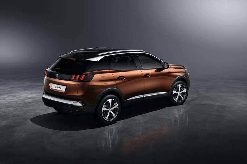 2017 Peugeot 3008 High Resolution Exterior Wallpaper quality - image 676833