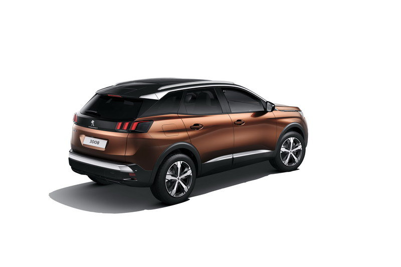 2017 Peugeot 3008 High Resolution Exterior - image 676834