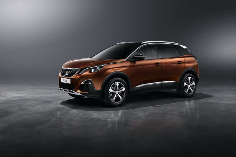 2017 Peugeot 3008 High Resolution Exterior - image 676835