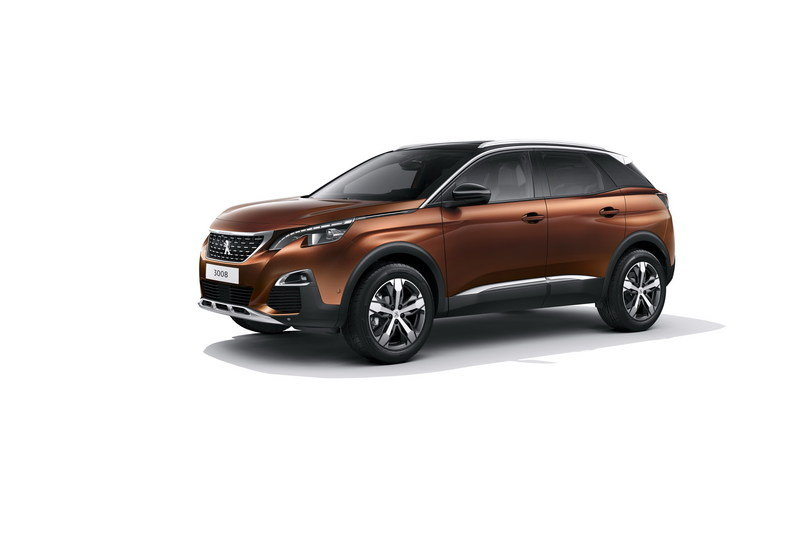 2017 Peugeot 3008 High Resolution Exterior - image 676836