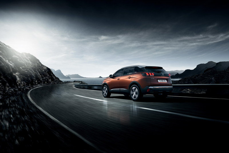 2017 Peugeot 3008 High Resolution Exterior - image 676849