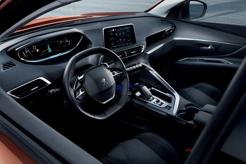 2017 Peugeot 3008 High Resolution Interior - image 676850