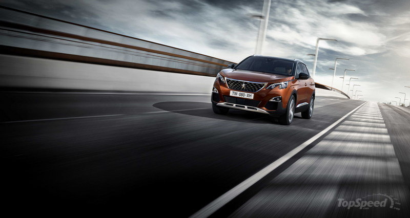 2017 Peugeot 3008 High Resolution Exterior Wallpaper quality - image 676821