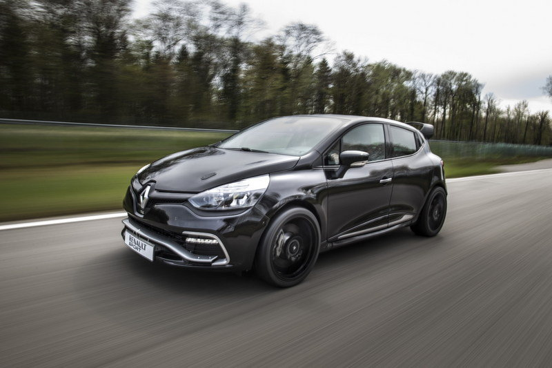 2016 Renault Clio R.S. 16 Concept High Resolution Exterior Wallpaper quality - image 677849