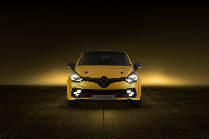 2016 Renault Clio R.S. 16 Concept High Resolution Exterior - image 677853