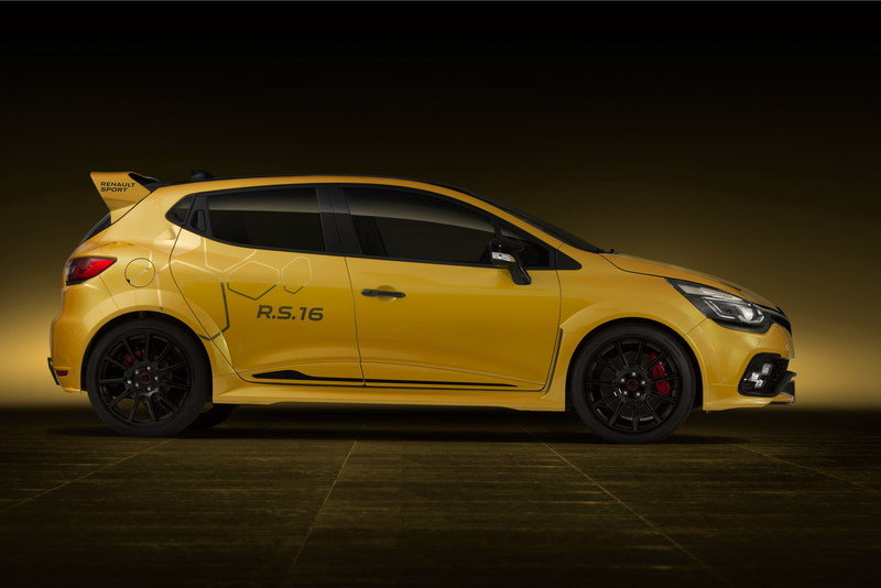 2016 Renault Clio R.S. 16 Concept High Resolution Exterior - image 677854
