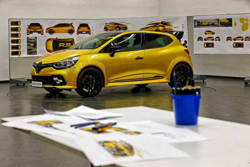2016 Renault Clio R.S. 16 Concept High Resolution Exterior - image 677847