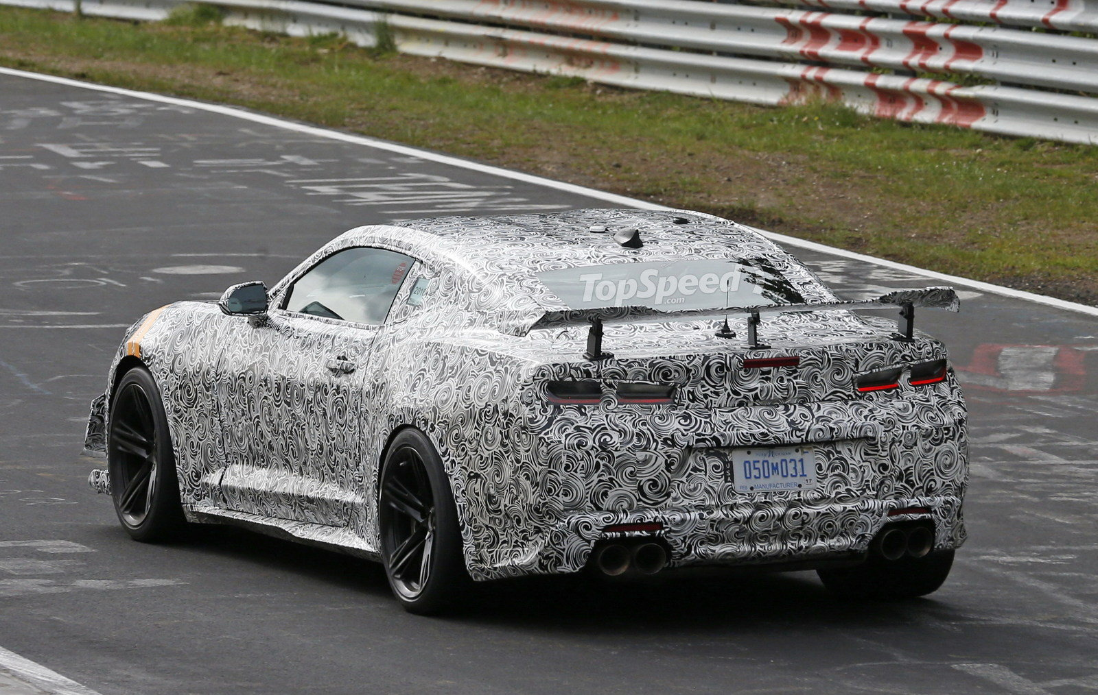 2018 Chevrolet Camaro Z 28 Picture 675342 Car Review