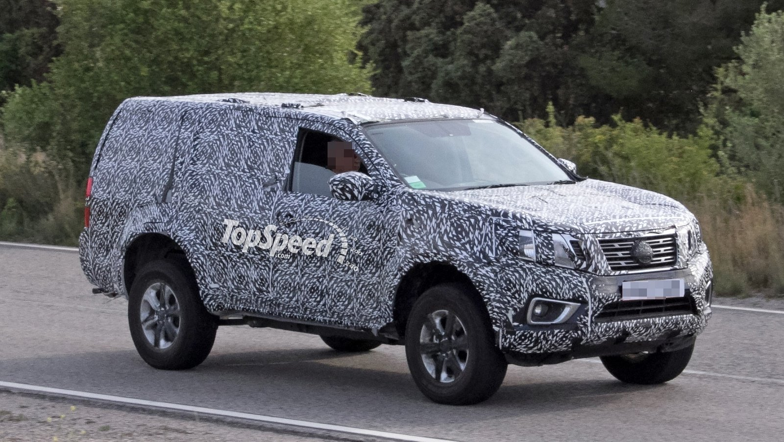 2018 Nissan Navara SUV - Picture 677675   truck review ...