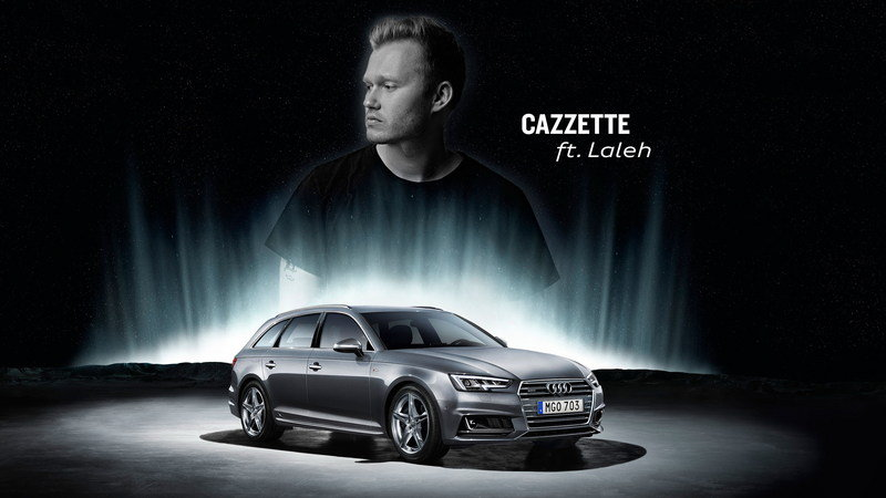 Audi Teams Up With Cazzette And Laleh To Create Worlds First 3D Song: Video