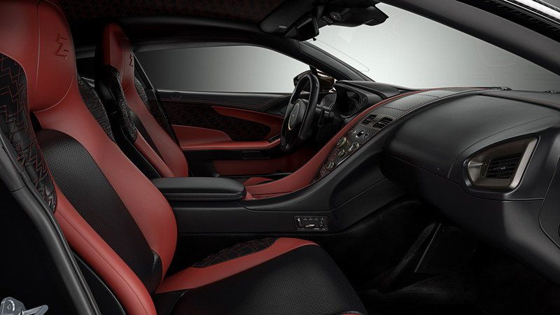 2016 Aston Martin Vanquish Zagato Concept High Resolution Interior - image 676627