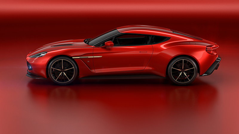2016 Aston Martin Vanquish Zagato Concept High Resolution Exterior - image 676626