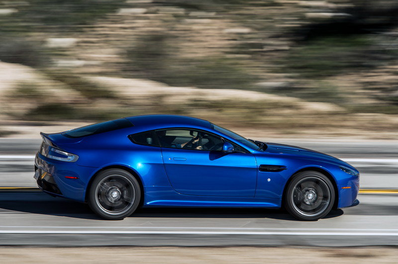 2017 Aston Martin Vantage GTS High Resolution Exterior - image 675331