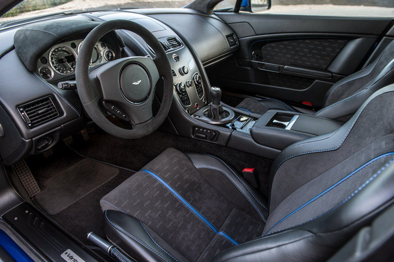 2017 Aston Martin Vantage GTS High Resolution Interior - image 675327