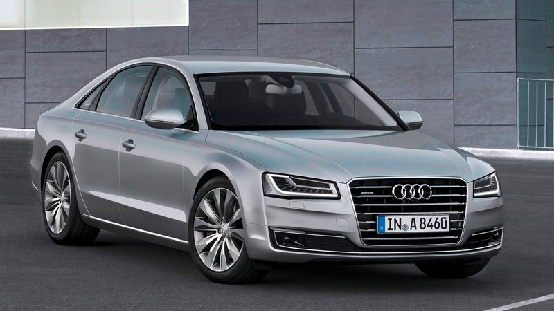 Audi Confirms New A8 For 2017, One Electric Model A Year Starting 2018