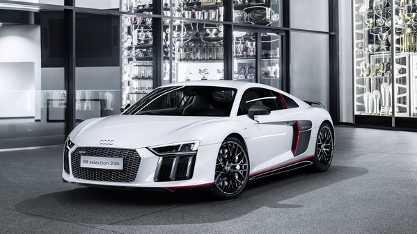 2017 audi r8 coup v10 plus selection 24h edition review top speed. Black Bedroom Furniture Sets. Home Design Ideas