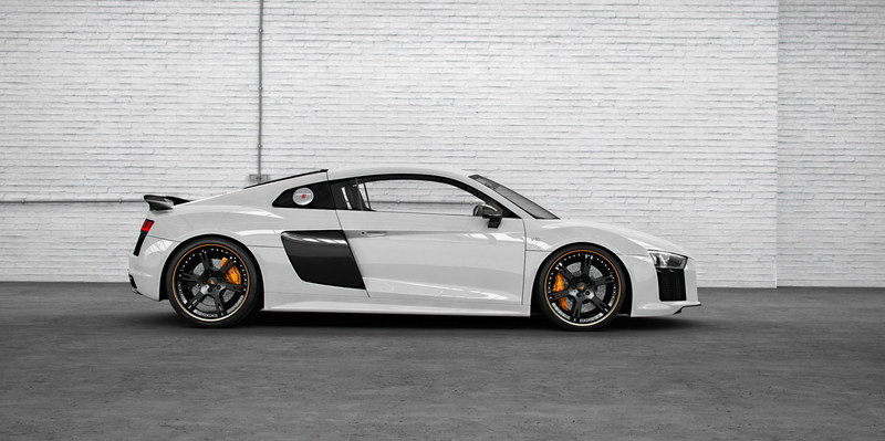2016 Audi R8 V10 Plus Beastie Toys By Wheelsandmore High Resolution Exterior - image 674778