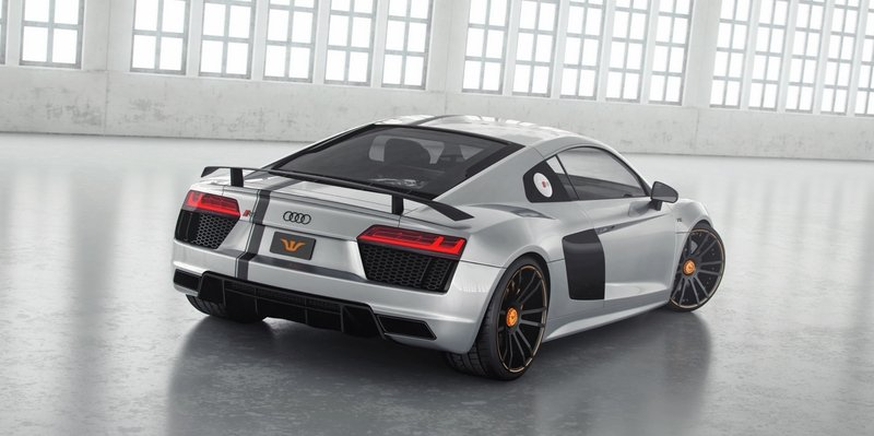 2016 Audi R8 V10 Plus Beastie Toys By Wheelsandmore High Resolution Exterior - image 674782