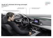 Audi's A7 Piloted Driving Concept Making Steady Improvements - image 676028