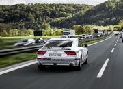 Audi's A7 Piloted Driving Concept Making Steady Improvements - image 676011