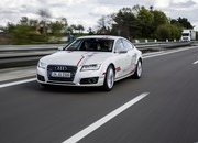 Audi's A7 Piloted Driving Concept Making Steady Improvements - image 676012