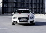 Audi's A7 Piloted Driving Concept Making Steady Improvements - image 676014