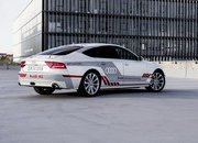 Audi's A7 Piloted Driving Concept Making Steady Improvements - image 676017