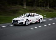 Audi's A7 Piloted Driving Concept Making Steady Improvements - image 676010