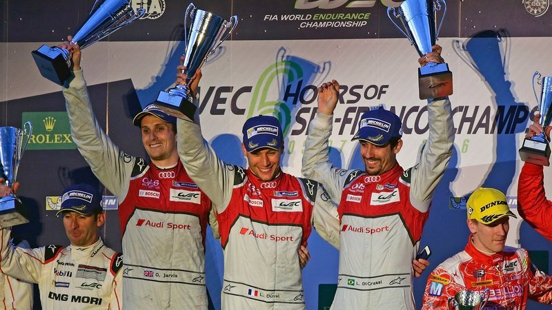 Audi Takes Win At Spa-Francorchamps In WEC