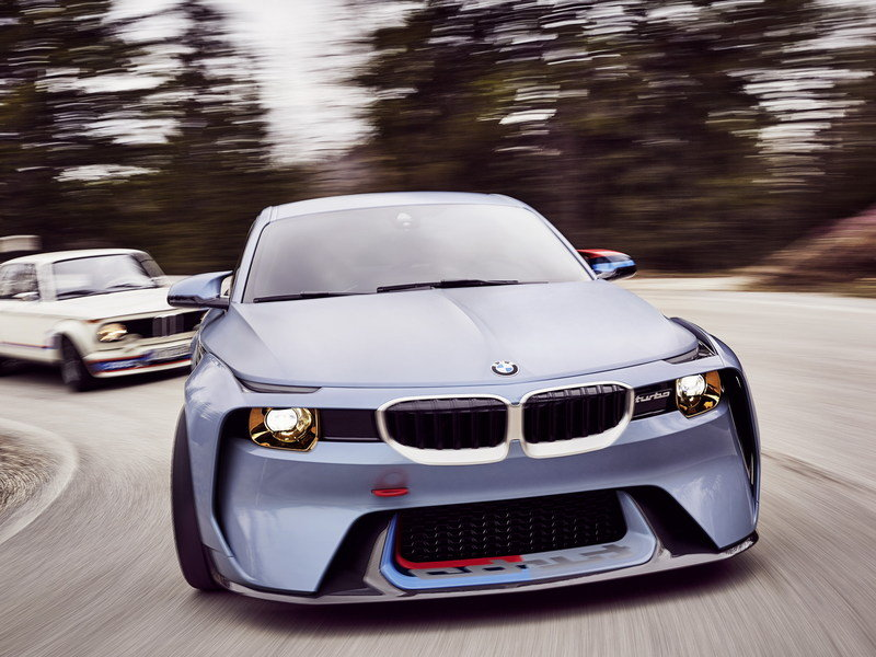 2016 BMW 2002 Hommage High Resolution Exterior - image 676732