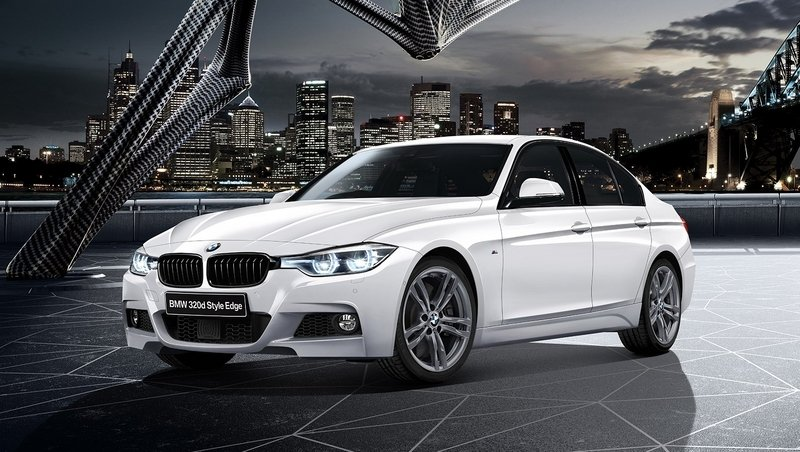 "2016 BMW 320d Celebration Edition ""Style Edge"""