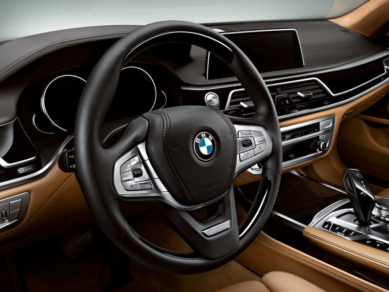 2016 BMW 750Li Celebration Edition High Resolution Interior - image 678139