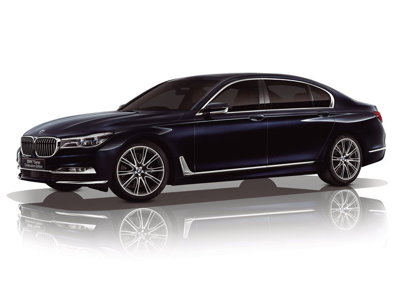 2016 BMW 750Li Celebration Edition High Resolution Exterior - image 678138