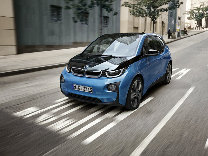 2017 BMW i3 94 AH High Resolution Exterior Wallpaper quality - image 674529
