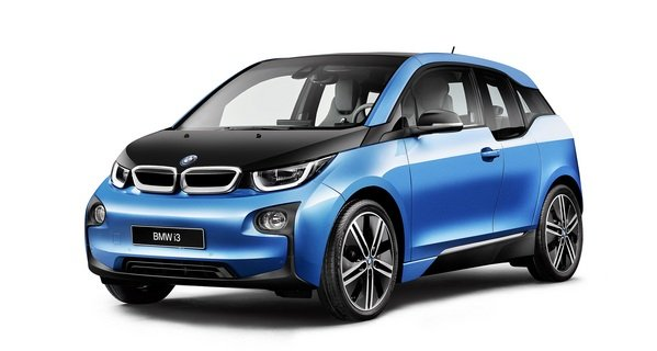 2017 BMW I3 94 AH Review  Top Speed
