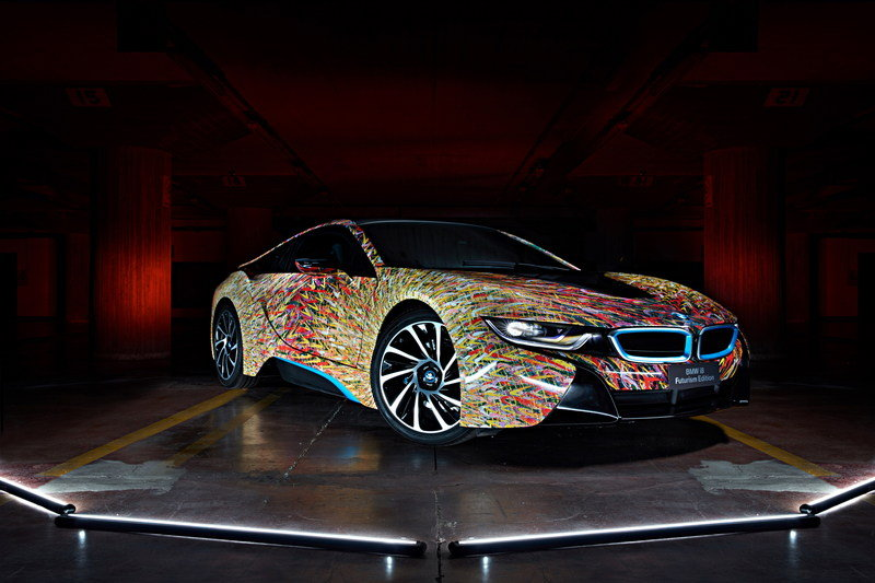 2016 bmw i8 futurism edition review top speed. Black Bedroom Furniture Sets. Home Design Ideas